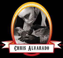 Chris Alvarado