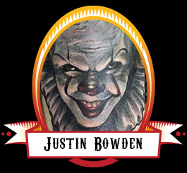 Justin Bowden