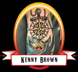 Kenny Brown