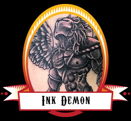 Ink Demon