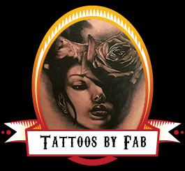 Tattoos by Fab