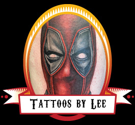Tattoos by Lee