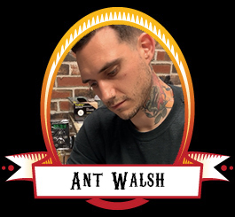 Ant Walsh