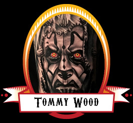 Tommy Wood